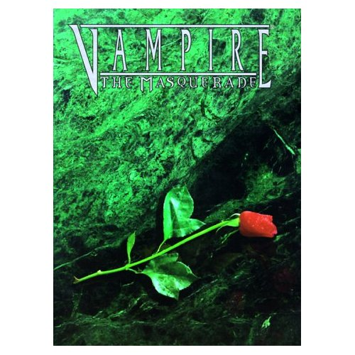 Vampire: the Masquerade 3rd ed - Used