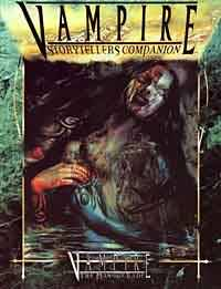Vampire Storytellers Companion - Used