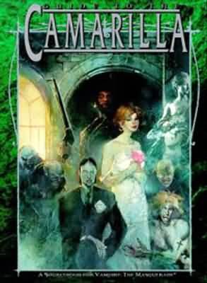 Vampire the Masquerade: Guide to the Camarilla - Used