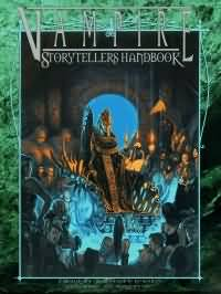 Vampire Storytellers Handbook Hard Cover: 2304 - Used