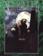 Vampire Players Guide: Revised Ed Hard Cover - Used