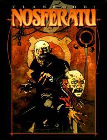 Vampire the Masquerade: Clanbook: Nosferatu 2nd ed: 2354