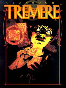Clanbook: Tremere 2nd Edition - Used