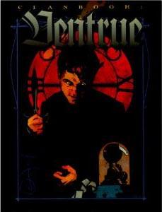 Vampire the Masquerade: Clanbook: Ventrue: 2358