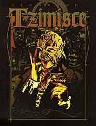 Vampire the Masquerade: Clanbook: Tzimisce: 2361 - Used