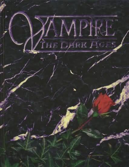 Vampire: The Dark Ages: 2800 - Used