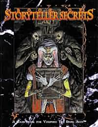 Vampire: the Dark Ages: Book of Storyteller Secrets - Used