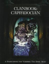 Vampire the Masquerade 2nd ed: Clanbook: Cappadocian: 2805