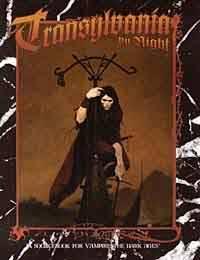 Vampire the Dark Ages: Transylvania By Night - Used