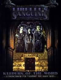 Vampire: the Dark Ages: Libellus Sanguinis 2: Keepers of The Word - Used