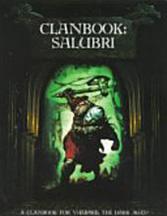 Vampire the Masquerade: Clanbook: Salubri - Used
