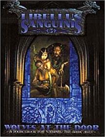 Vampire: the Dark Ages: Libellus Sanguinis 3 - Used