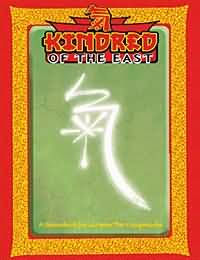 Kindred of the East Hard Cover - Used