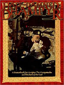 Vampire the Masquerade: Half-Damned: Dhampyr
