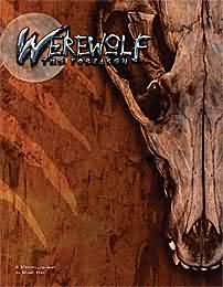 Werewolf: the Forsaken: Hard Cover - Used