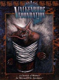 Werewolf the Apacalypse: Valkenburg Foundation - Used