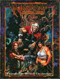 Werewolf: Players Guide - HardCover