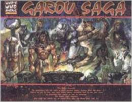 Werewolf: the Apocalypse: Garou Saga - Used