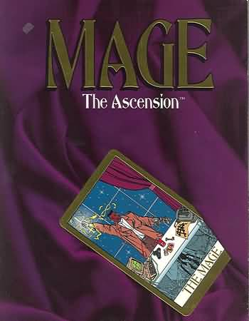 Mage: the Ascension 1st ed - Used