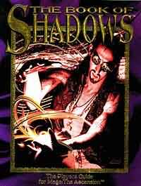 The Book of Shadows: Mage Players Guide - Used