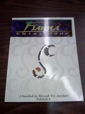Werewolf: the Apocalypse: Tribebook: Fianna: 4325 - Used