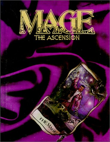 Mage: The Ascension: Revised Hard Cover