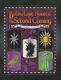 Changeling the Dreaming: Book of Lost Houses - Used
