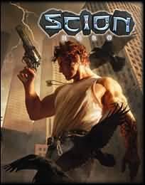 Scion Hero Hard Cover - Used