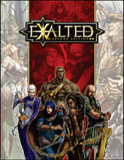 Exalted Second Edition: 80000 - Used