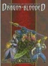 Exalted 2nd ed: The Manual of Exalted Power: Dragon-Blooded - Used