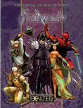 Exalted 2nd ed: Sidereals: The Manual of Exalted Power - Used