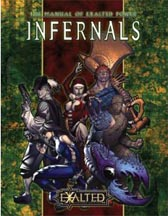 Exalted 2nd ed: Infernals - Used