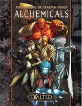 Exalted 2nd ed: Alchemicals - Used