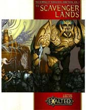 Exalted 2nd ed: The Scavenger Lands: The Compass of Terrestrial Directions: Vol 1 - Used