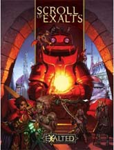 Exalted 2nd ed: Scroll of Exalts - Used