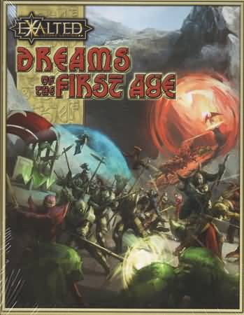 Exalted 2nd ed: Dreams of the First Age Box Set - Used