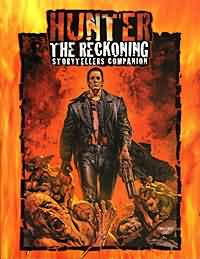 Hunter the Reckoning Storytellers Companion