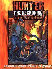 Hunter The Reckoning: Storytellers Handbook Hard Cover