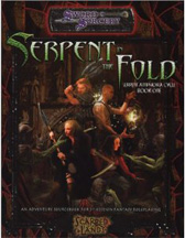 D20: Sword and Sorcery: Scarred Lands: Serpent in the Fold - USED