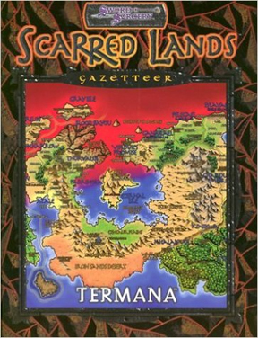 D20: Sword and Sorcery: Gazetteer: Termana - Used