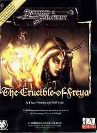 D20: Sword and Sorcery: The Crucible of Freya - Used