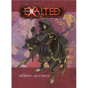 Exalted 1st ed: the Dragon-Blooded - Used