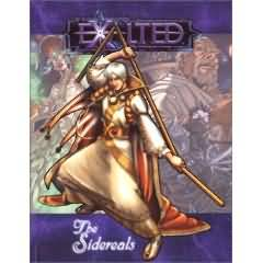 Exalted 1st ed: the Sidereals: 8814 - Used