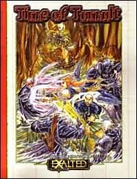 Exalted 1st ed: Time of Tumult - Used