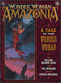 Wonder Woman: Amazonia TP - USED
