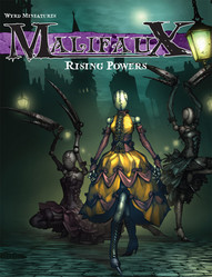 Malifaux: Rising Powers: 6013 - Used