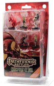 Pathfinder Battles: Champions of Evil Encounter Pack