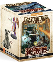 Pathfinder Battles: Rise of the Runelords: Huge Figure Booster