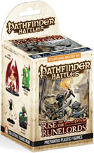 Pathfinder Battles: Rise of the Runelords: Standard Booster