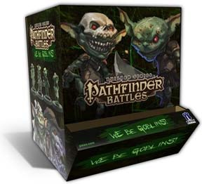 Pathfinder Battles: We Be Goblins Miniature